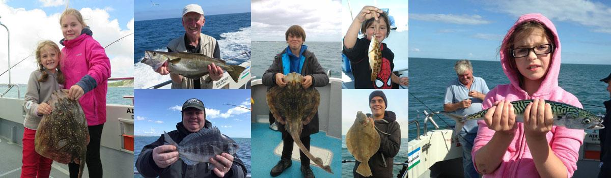 Sea Fishing Poole